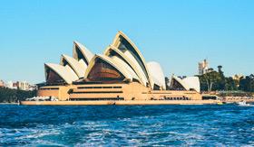 Sydney Opera House - Viking Oceans