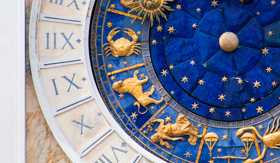 Astronomical Clock in Venice
