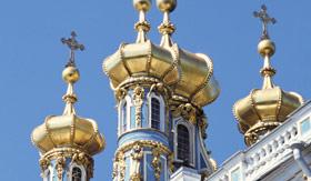 Viking Rivers Catherine Palace St Petersburg Russia