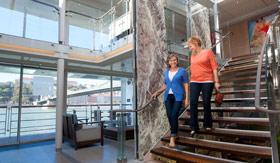 Viking Longship Atrium