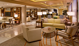 Living Room aboard Viking Sea