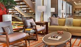 Living Room aboard Viking Spirit