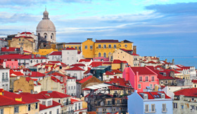 Windstar Cruises Portugal cityscape