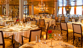 Windstar Cruises Amphora Restaurant