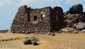 Aruba Gold Mine Ruins - Windstar Cruises
