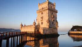 Windstar Cruises Belem Tower Lisbon