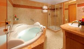 Windstar Cruises Bridge Suite Bathroom