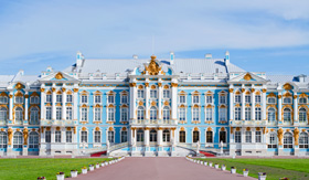 Windstar Cruises Catherine Palace in Pushkin Russia