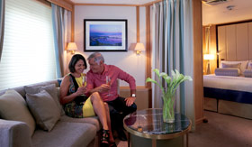 Windstar Cruises Power Yacht Classic Suite