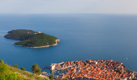 Windstar Cruises Dubrovniks Old Town and Lokrum Island