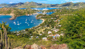 Falmouth Harbour, Antigua - Windstar Cruises