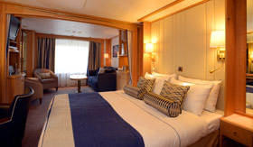 Windstar Cruises Sail Ship Oceanview Suite