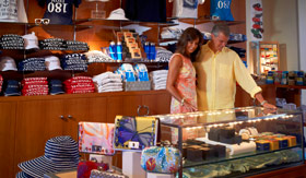 Windstar Cruises Signature Shop