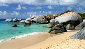 Virgin Gorda Baths, BVI - Windstar Cruises