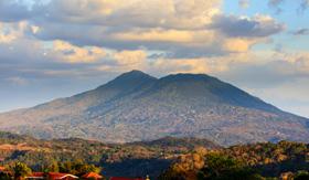 Windstar Cruises Mombacho Volcano