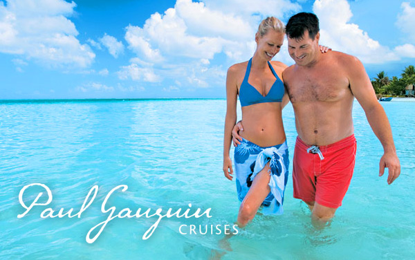 Paul Gauguin Tahiti cruises