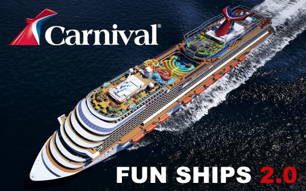 Carnival: Fun Ships 2.0