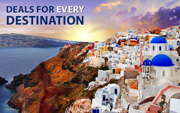 Cruise Deals by Destination