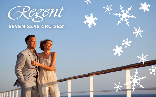 Regent Seven Seas Holiday cruises from $3,399