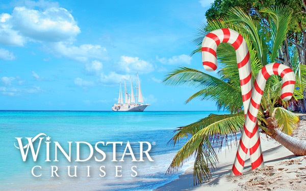 Windstar Cruises Holiday cruises from $3,999