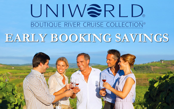 Uniworld: Early Booking Savings