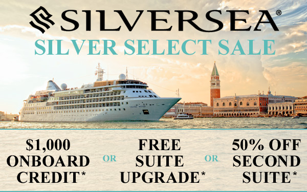 Silversea Cruises: 3 Ways to Save*