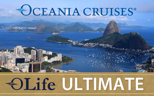 Oceania OLife Ultimate: 3 FREE Perks*