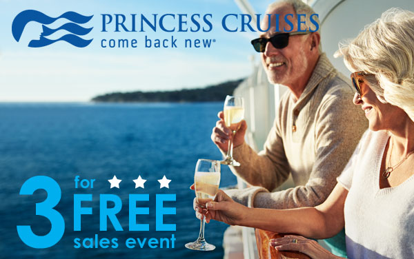 Princess Cruises: FREE Tips, FREE Onboard Money...