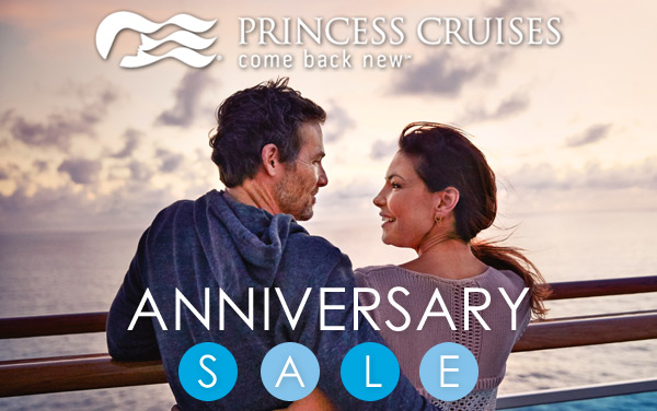Princess Cruises: up to $600 Onboard Credit*
