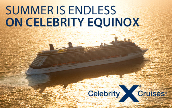 Celebrity Equinox Caribbean cruises from $699.00!*
