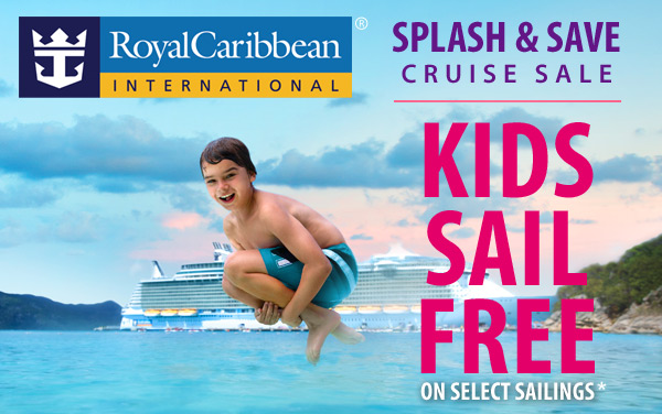 Royal Caribbean: Kids Sail FREE*