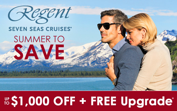 RSSC Alaska: up to $1,000 OFF and FREE Upgrade*