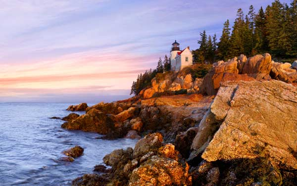 Canada and New England Cruisetours