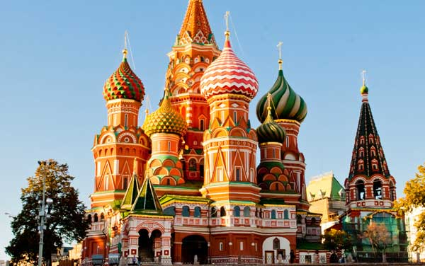 Russia Shore Excursions