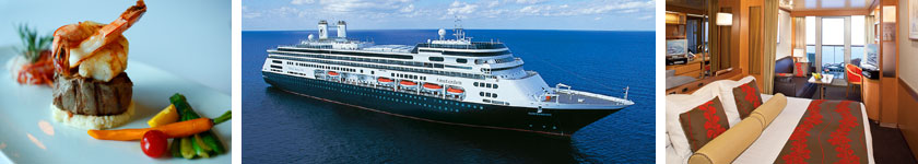 Preview Holland America's ms Amsterdam