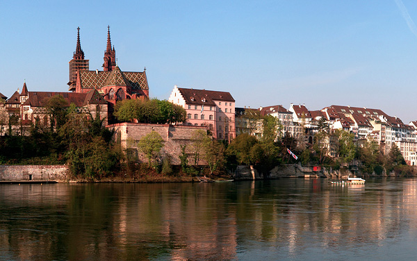 Crystal Cruises-Basel, Switzerland