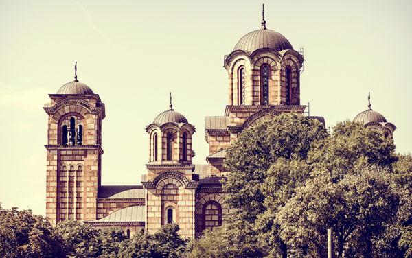 The A Belgrade, Serbia Departure Port