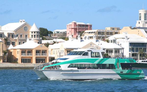 Silver Spirit Hamilton, Bermuda Departure Port