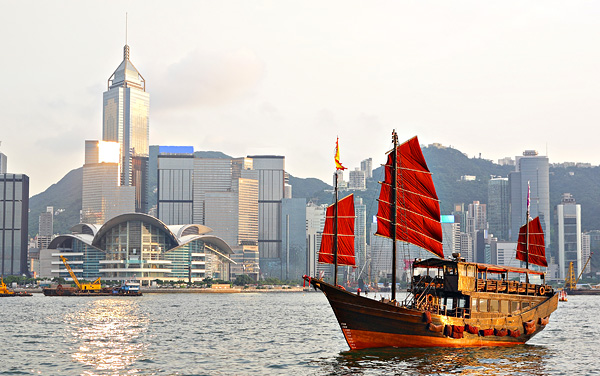 Oceania Cruises-Hong Kong, China