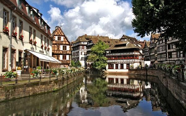 Crystal Bach Strasbourg, Alsace, France Departure Port