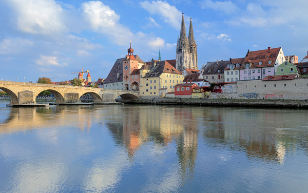 Crystal Ravel Regensburg, Germany Departure Port