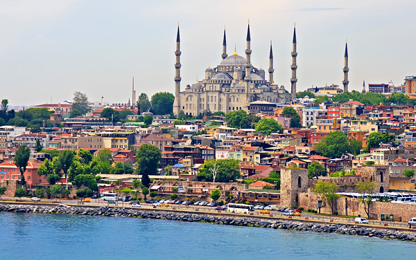 Avalon Waterways-Istanbul, Turkey