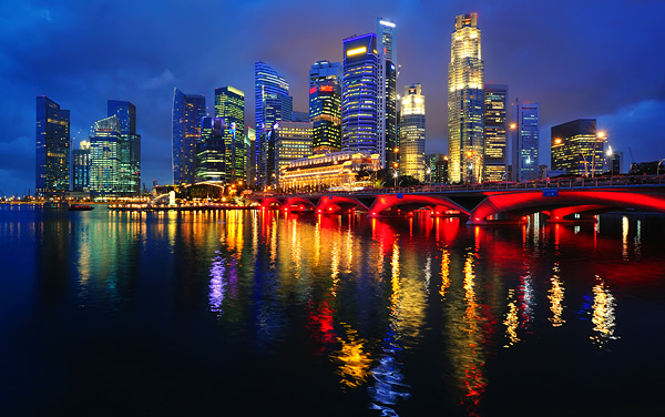 Crystal Cruises-Singapore, Singapore