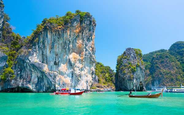 Silver Spirit Phuket, Thailand Departure Port