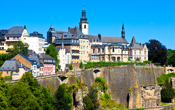 Avalon Waterways-Remich, Luxembourg