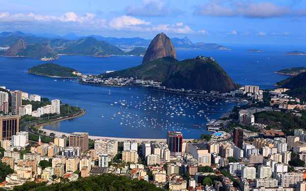 Seven Seas Mariner Rio De Janeiro, Brazil Departure Port