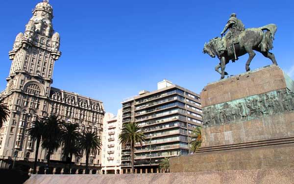 Msc Sinfonia Montevideo, Uruguay Departure Port