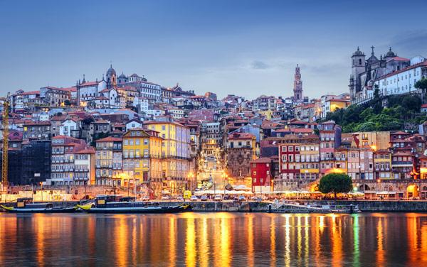 Amavida Porto (Oporto), Portugal Departure Port