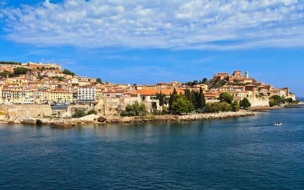 Princess Cruises-Portoferraio (Elba), Italy