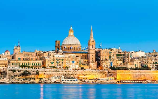 Seabourn Ovation Valletta, Malta Departure Port